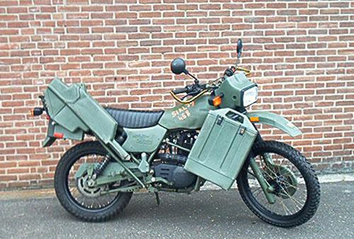 Harley Davidson MT350