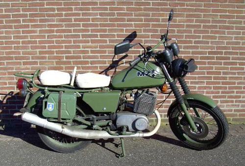 ETZ 250 A