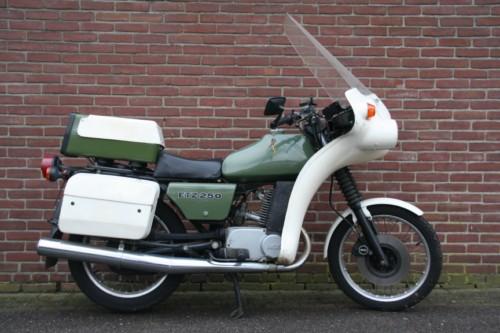 ETZ 250 Fü