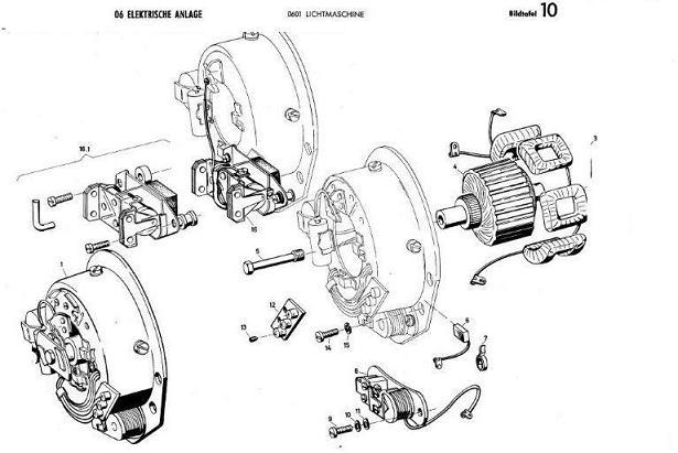 B10 - Lichtmaschine
