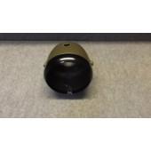 Scheinwerfer Gehäuse mit schwarzer Glasring (HELLA)